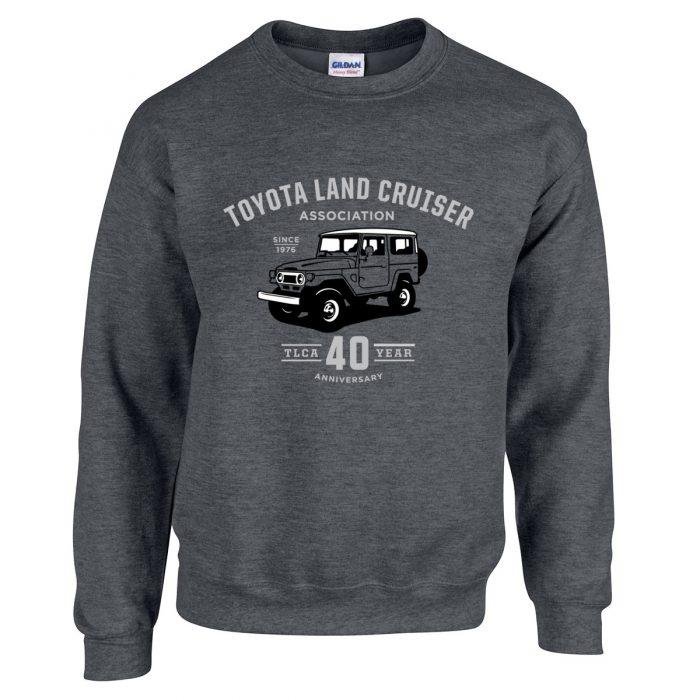 40th Anniversary Crew Sweatshirt