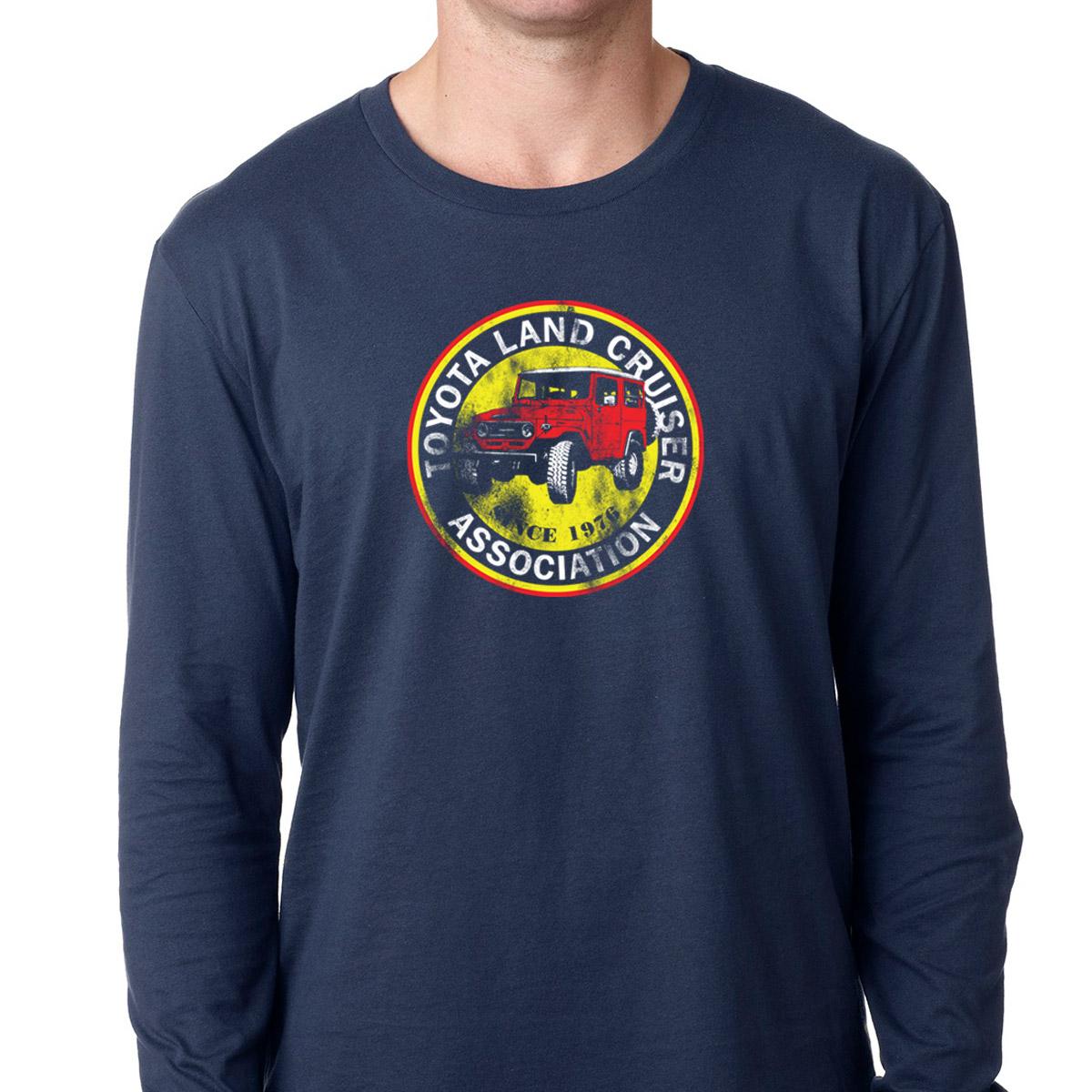 Distressed Logo Shirt