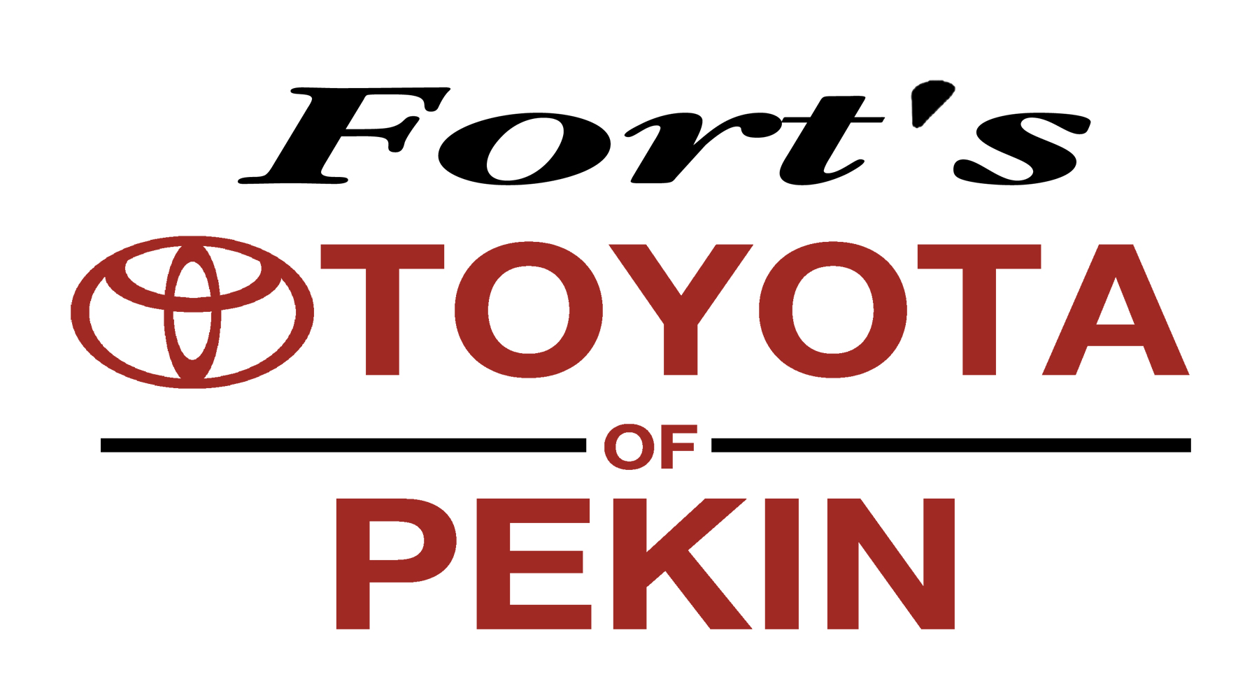 Fort's Toyota of Pekin