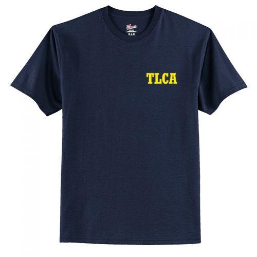 Front of TLCA Shirt