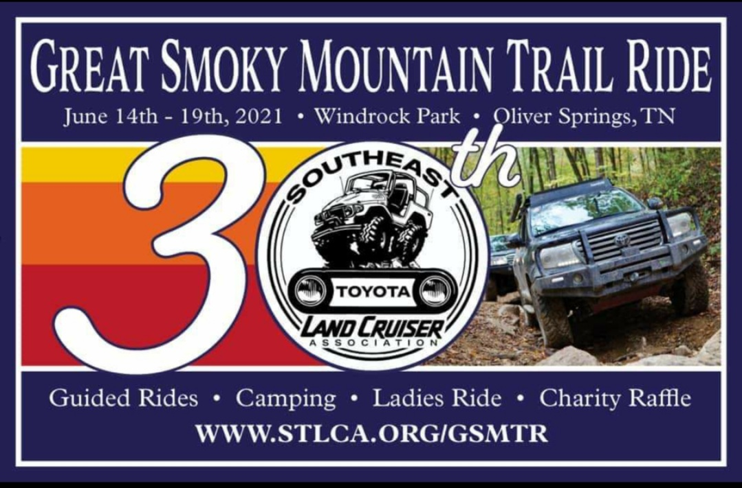 Great Smoky Mountain Trail Ride
