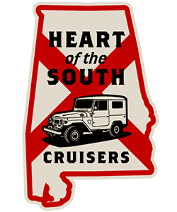 Heart Of The South Cruisers