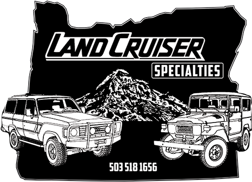 Land Cruiser Specialties