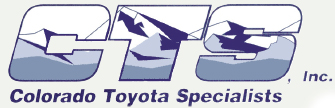 Colorado Toyota Specialists