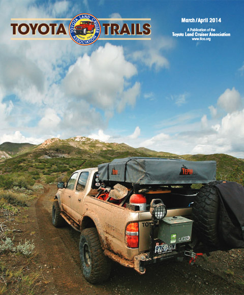 March/April 2014 Cover