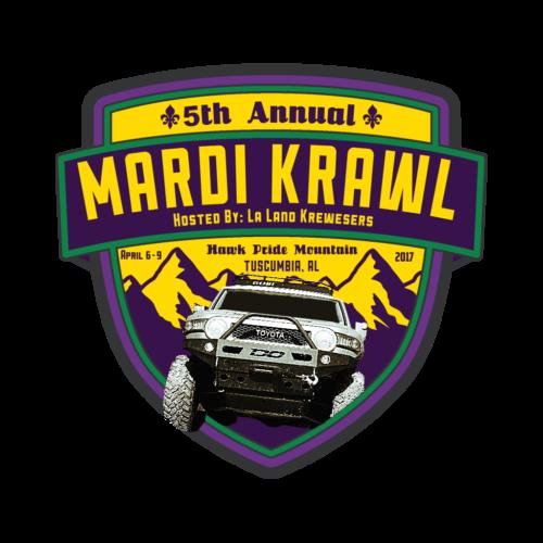 Mardi Krawl