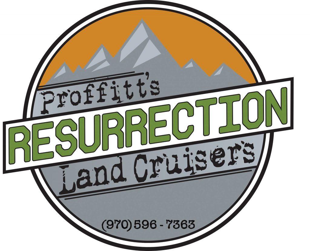 Proffitt's Resurrection Land Cruisers