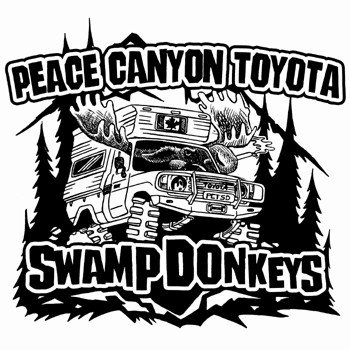 Peace Canyon Toyota Swamp Donkeys
