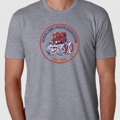 TLCA Retro Shirt
