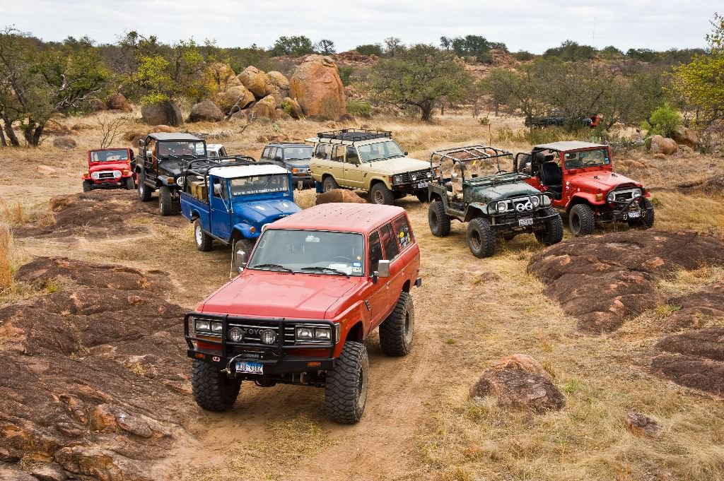 Lone Star Land Cruiser Roundup