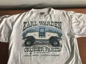 Earl Warden